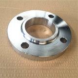 Bride de l'acier inoxydable SS304 SS316 Ss321 rf d'ASTM