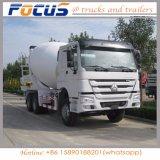 최신 8대의 입방 Zoomlion/Sany 시멘트 섞는 트럭 차량 판매