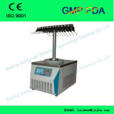 El medio ambiente pequeño Lyophilizer congelación/secador para laboratorio (LGJ-10)
