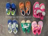 Смешанные используемые оптом используемые ботинки (FCD-005)