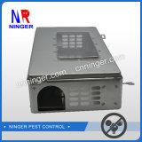 La trampa de ratón Multicatch humana la rata y ratón Caja de trampa de metal
