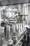 Máquina de rellenar del agua chispeante de Gcgf en la botella de cristal