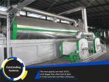 Máquina inútil de la pirolisis del proyecto de producción de energía