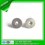 En alliage de zinc à l'intérieur et à l'extérieur des dents Mobilier en bois Insert Nut