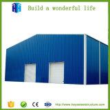 Q235 da estrutura de aço do prédio da estrutura de aço do Prédio de Depósito de prefabricadas