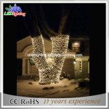 CE/RoHSの屋外のクリスマスの照明の休日ライトLED木ライト