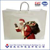 Бумажный мешок подарка для рождества
