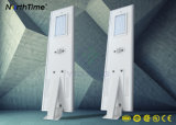 Esteuerte LED Solarstraßen-Lampen einfaches Installations-intelligentes Telefon APP-
