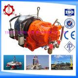 argano marino dell'aria dell'ancoraggio 10ton per gli impianti di perforazione di perforazione in mare aperto