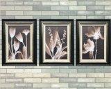 Flor hecha a mano pintura al óleo del paisaje pintura al óleo para la decoración