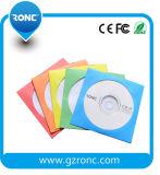 80g/100g manicotto di carta CD poco costoso all'ingrosso della busta DVD