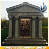 Het in het groot Ontwerp van het Mausoleum van de Begraafplaats van het Graniet Privé