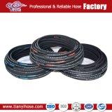 Tubo flessibile industriale idraulico standard R12 di SAE 100