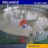 Acumulador de alta velocidade e Unscrambler da plataforma giratória para frascos plásticos/de vidro