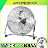 18 дюймов - вентилятор пола металла крома высокой скорости с SAA/Ce/GS