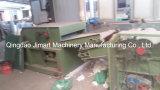 Überschüssiger Flachs Qingdao-Jimart, der Maschine aufbereitet