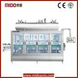 8 Machine de remplissage d'embouteillage de l'eau de la tête de ligne de remplissage de liquide