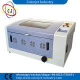 Machine van de Prijs van de fabriek de Automatische Scherpe door de Laser van Co2 voor MDF van het Leer