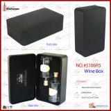 De speciale Doos van de Wijn van Flessen Dubbele (5106R3)