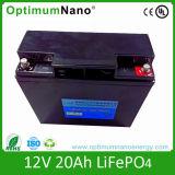 Cycle profond LiFePO4 24V 10ah pour le réverbère solaire