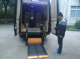 Automobile Tail Plate e Tail Wheelchair Lift per Van con CE Certificate