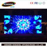 L'artisanat P2.5 pleine couleur intérieure mur vidéo LED