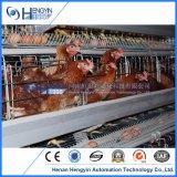 養鶏場装置は鶏のケージか鶏の卵の養鶏場装置を層にする