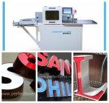 Máquina de dobra de alumínio da tira/rolo da letra de canaleta dos sinais da loja