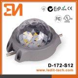 Illuminazione CE/UL/FCC/RoHS (D-172) della facciata LED di media