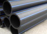 Tubo dell'HDPE per l'iso 4427 Certisfied dell'approvvigionamento di gas/dell'acqua