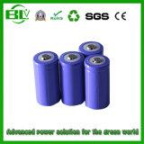 Descarga de alta velocidad recargable de iones de litio 600 mAh de batería 16340
