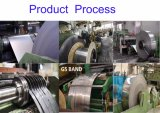 Streifen des Edelstahl-201 301 304 verwendet für Festlegung-System in der Industrie