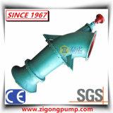 軸(セリウムの証明書が付いている混合された)流れの浸水許容の電気ポンプ