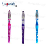 Crayon lecteur de Snowhite avec toutes sortes de gamme de stylo-plume