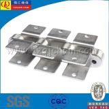 Doppio Pitch Precision Conveyor Chain con Attachments