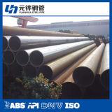 Tubo de acero inconsútil 168*8 para el servicio de la presión inferior
