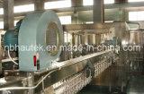 Máquina que capsula de relleno de enjuague automática de la botella de agua mineral
