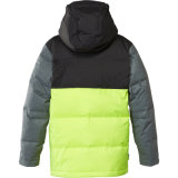 Men를 위한 주문을 받아서 만들어진 Winter Colorful Thick Down Ski Jacket