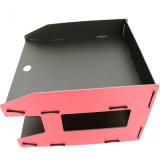 Sostenedor de escritorio del fichero de la espuma de los PP de la cartulina del sostenedor del fichero de la talla A4