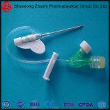 Tipo Borboleta descartáveis IV cateter de cânulas