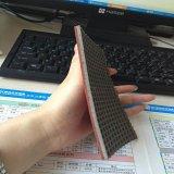 Nuovo prodotto - superficie corrente prefabbricata della pavimentazione della pista del rullo di gomma fatta in Cina