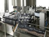Flacher Flaschen-Aufkleber-Etikettiermaschine