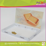 Las Cookies personalizadas caja de embalaje plegable Imprimir paquete alimentario