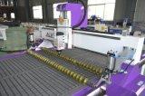Máquina de madeira do router do CNC do Único-Eixo do Ce com tabela do vácuo