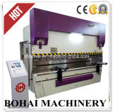 Machine à cintrer de commande numérique par ordinateur de Psk 100t/3200 de machine de frein de presse hydraulique
