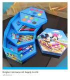 46 PCs Drawing Art Set voor Kids en Students