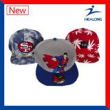 기어가 Healong 형식 디자인에 의하여 의류 어떤 로고 승화 남자든지 야구 모자