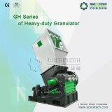 Frantoio/granulatore di plastica di riduzione di misura per il tubo/pellicola/bottiglia