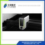 máquina de gravura de aço 4020 da estaca do laser da fibra da tabela da pálete do metal de 3000wfull Protectio