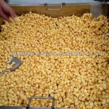 Indução eléctrica máquina de pipocas Industrial para empresas comerciais de forma esférica Popcorns Cogumelo